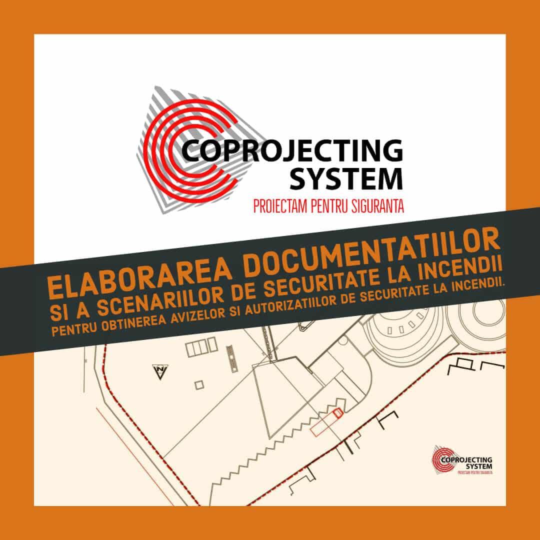 Documentaţii scenarii securitate incendiu pentru obţinerea avizelor şi autorizaţiilor de securitate la incendiu